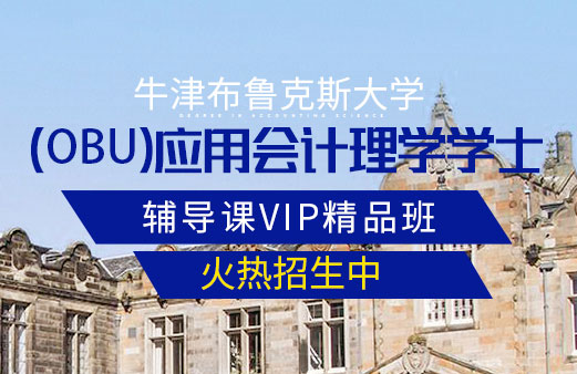 OBU写作辅导课——VIP精品班图片