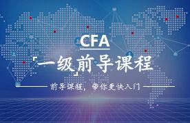 2018年6月CFA一级前导班图片