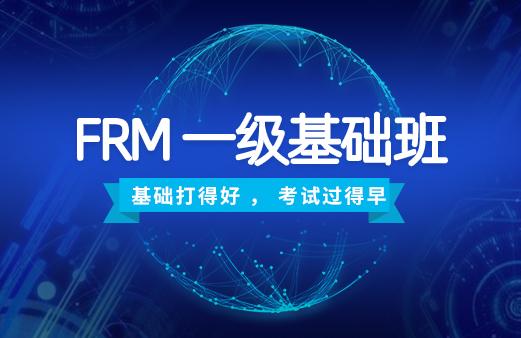 2020年FRM一级基础班图片
